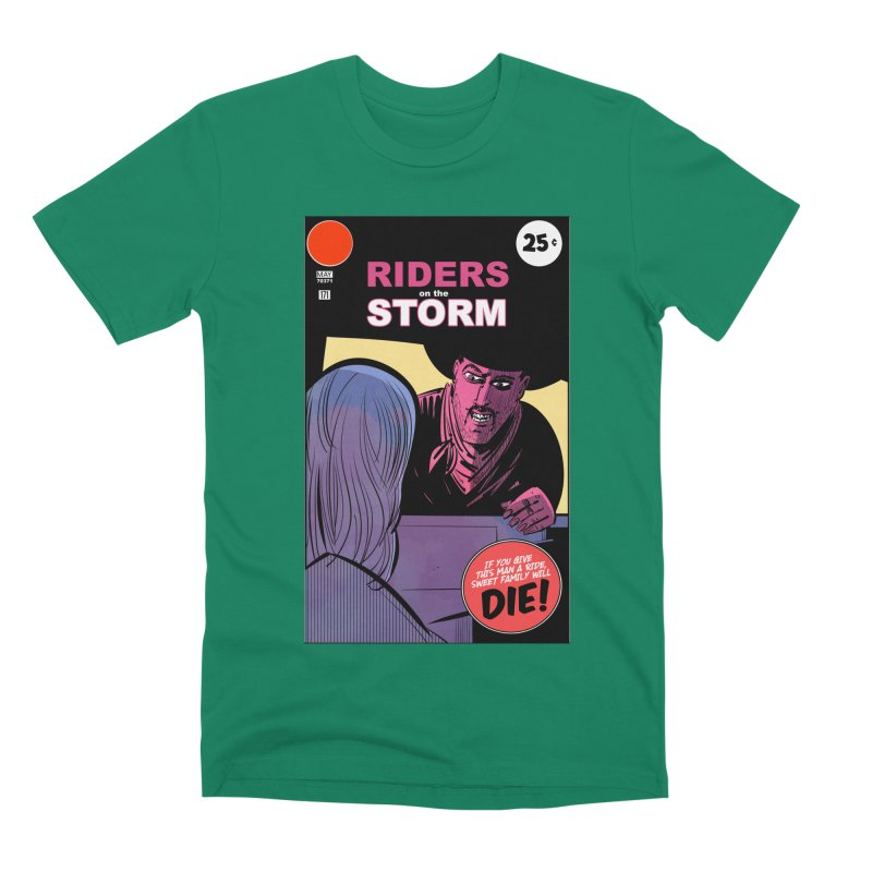 Storm Riders Men's Premium T-Shirt by Krishna Designs