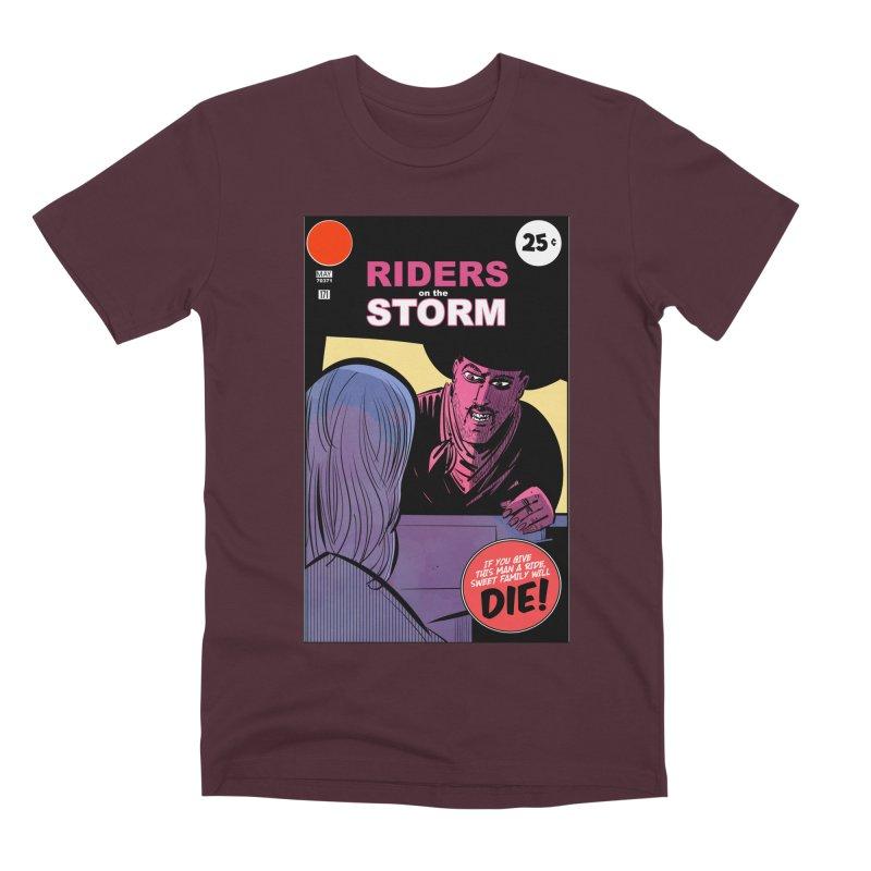 Storm Riders Men's T-Shirt by Krishna Designs
