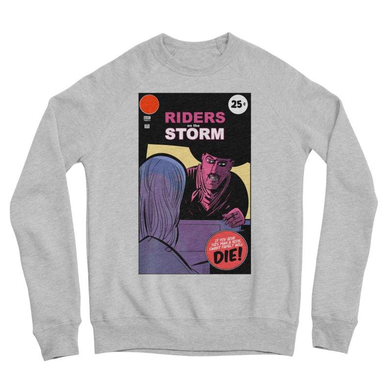 Storm Riders Women's Sponge Fleece Sweatshirt by Krishna Designs