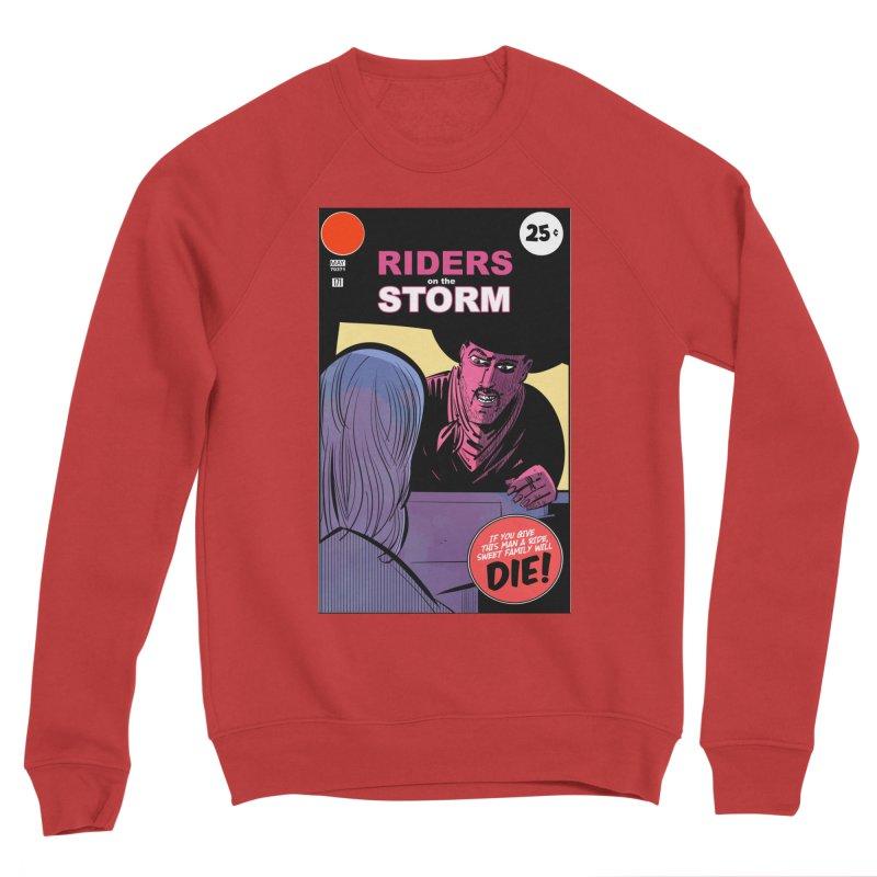 Storm Riders Men's Sweatshirt by Krishna Designs