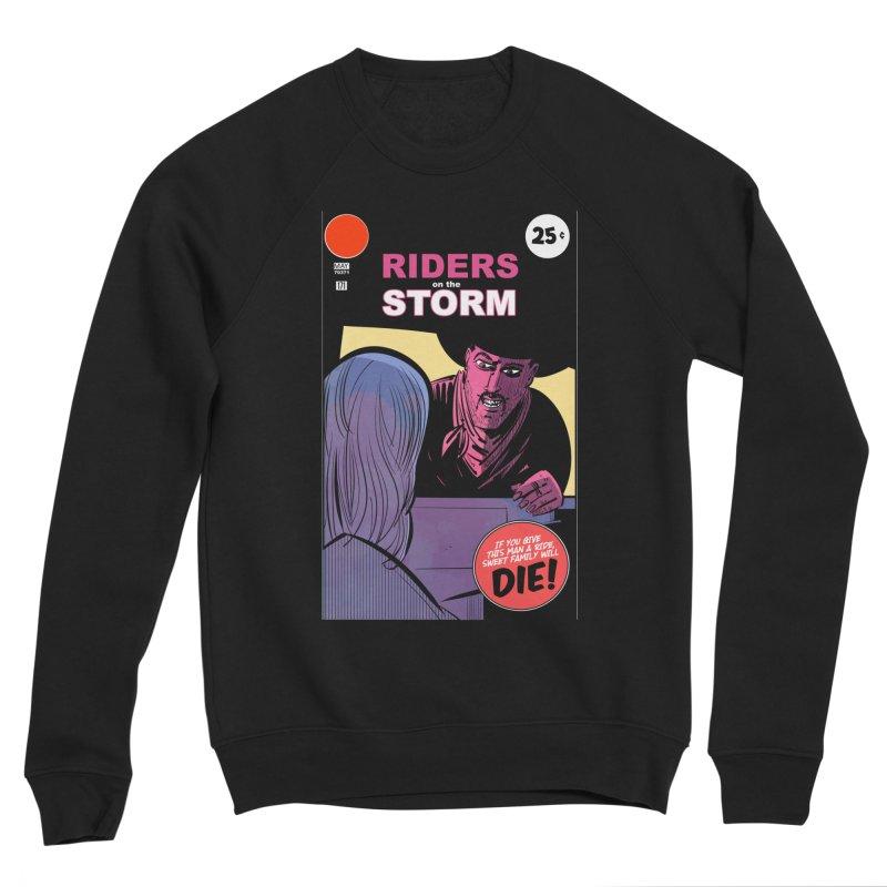 Storm Riders Men's Sponge Fleece Sweatshirt by Krishna Designs