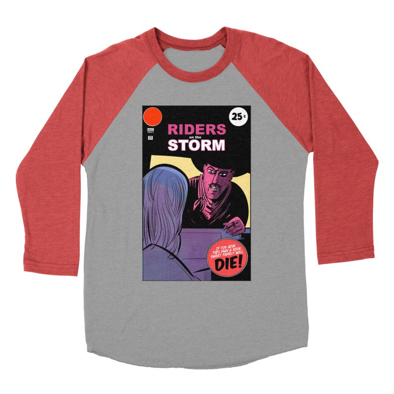 Storm Riders Men's Longsleeve T-Shirt by Krishna Designs