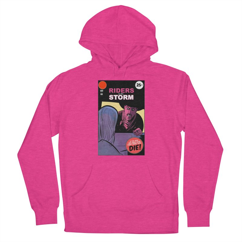 Storm Riders Women's Pullover Hoody by Krishna Designs