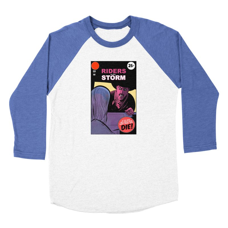 Storm Riders Women's Longsleeve T-Shirt by Krishna Designs