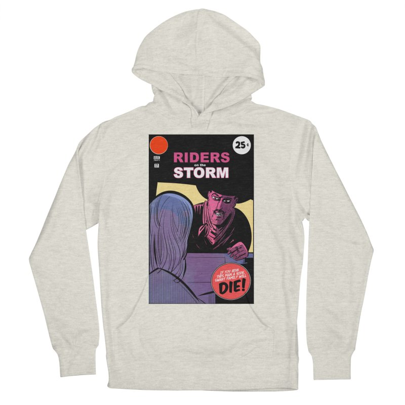 Storm Riders Women's French Terry Pullover Hoody by Krishna Designs