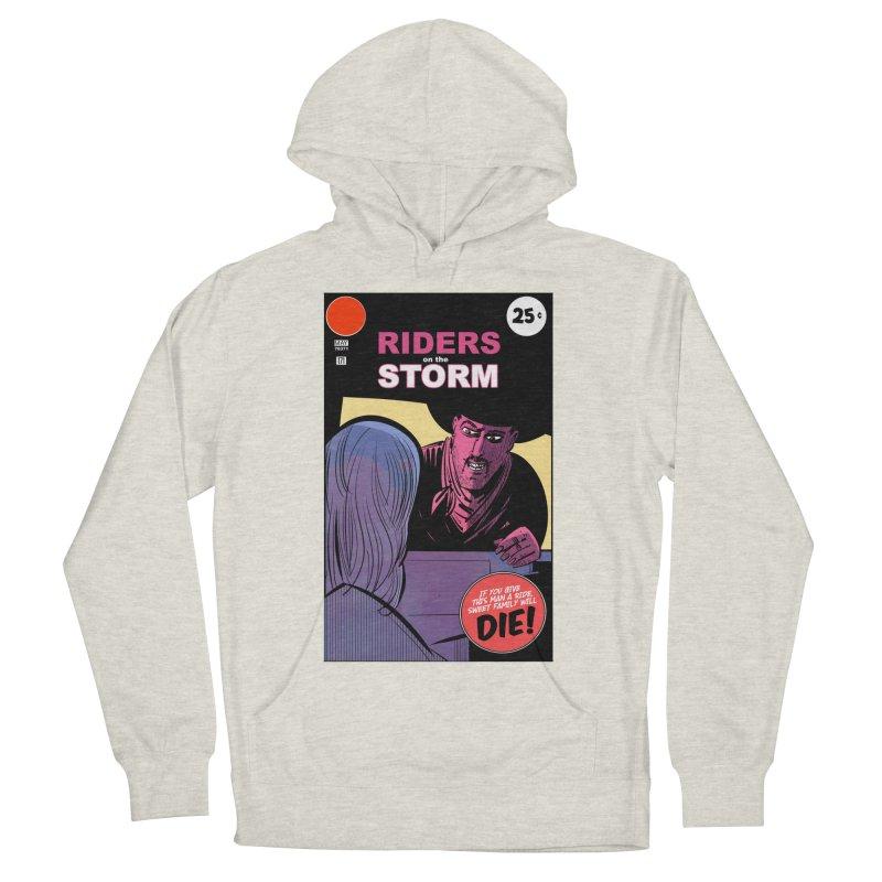 Storm Riders Men's Pullover Hoody by Krishna Designs