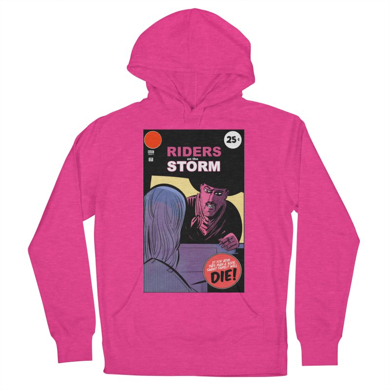 Storm Riders Men's French Terry Pullover Hoody by Krishna Designs