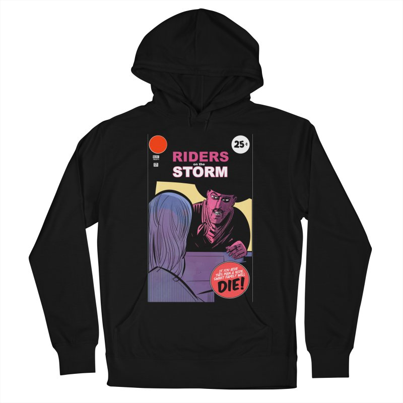 Storm Riders Men's Pullover Hoody by Krishna Designs