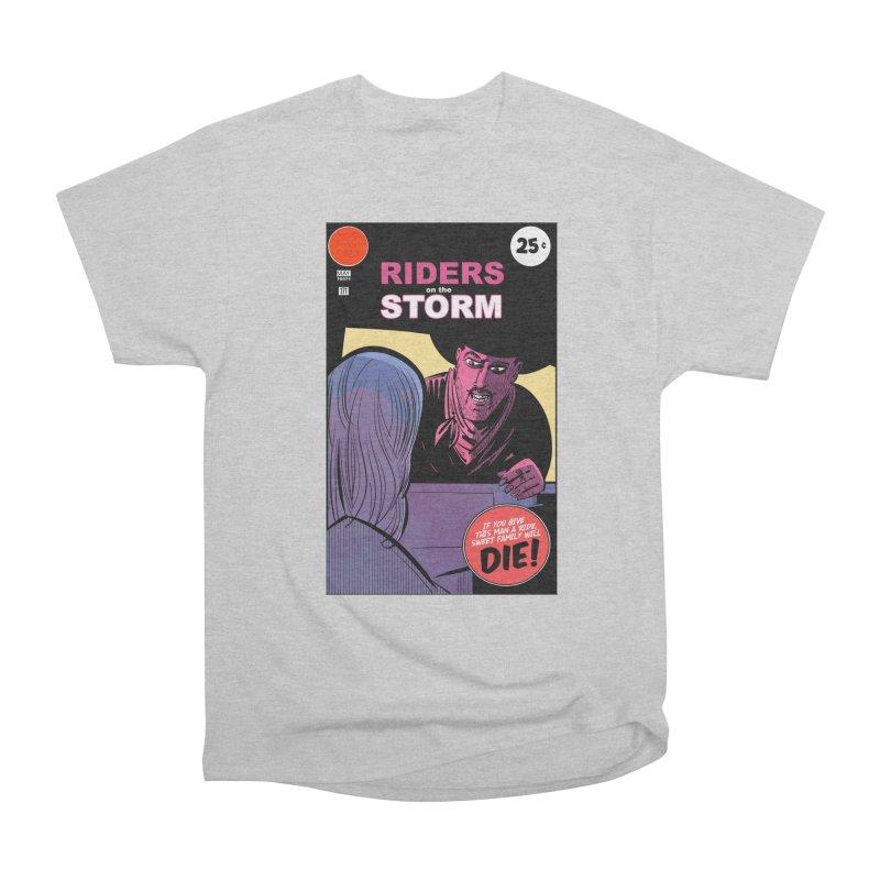 Storm Riders Men's Heavyweight T-Shirt by Krishna Designs
