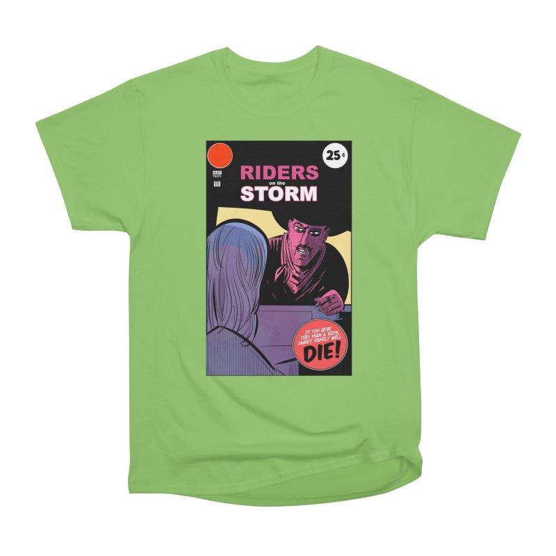 Storm Riders Women's T-Shirt by Krishna Designs