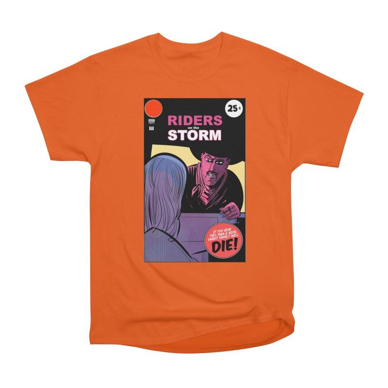 Storm Riders Women's Heavyweight Unisex T-Shirt by Krishna Designs