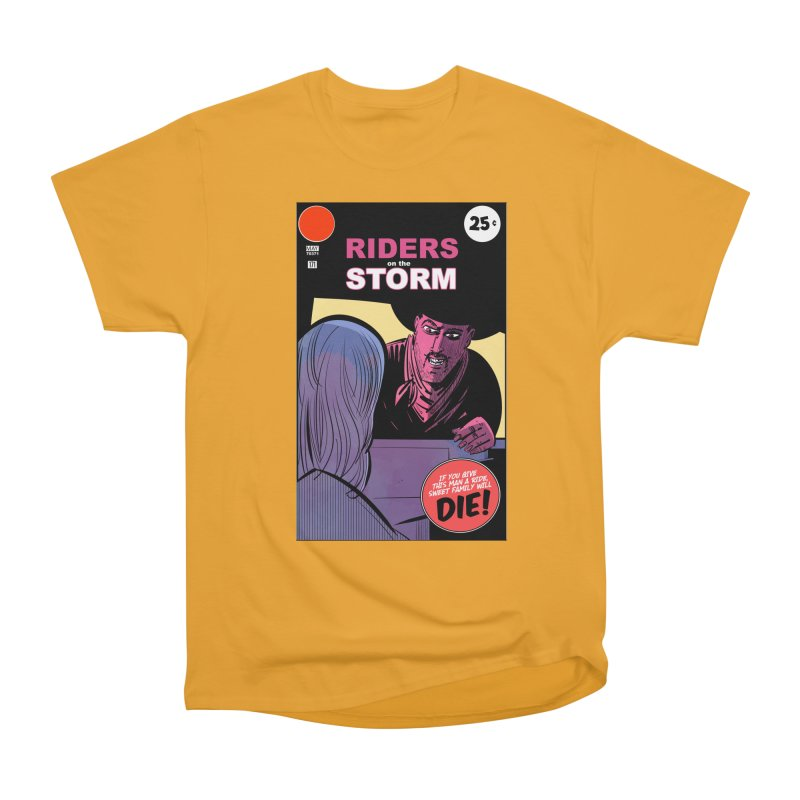 Storm Riders Women's T-Shirt by Krishna Designs