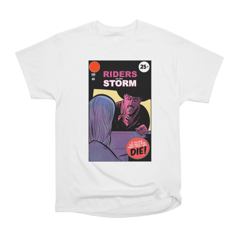 Storm Riders Women's Heavyweight Unisex T-Shirt by Krishna Designs