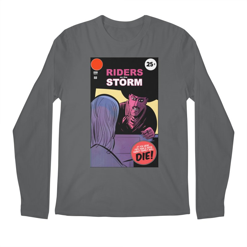 Storm Riders Men's Longsleeve T-Shirt by Krishna Designs