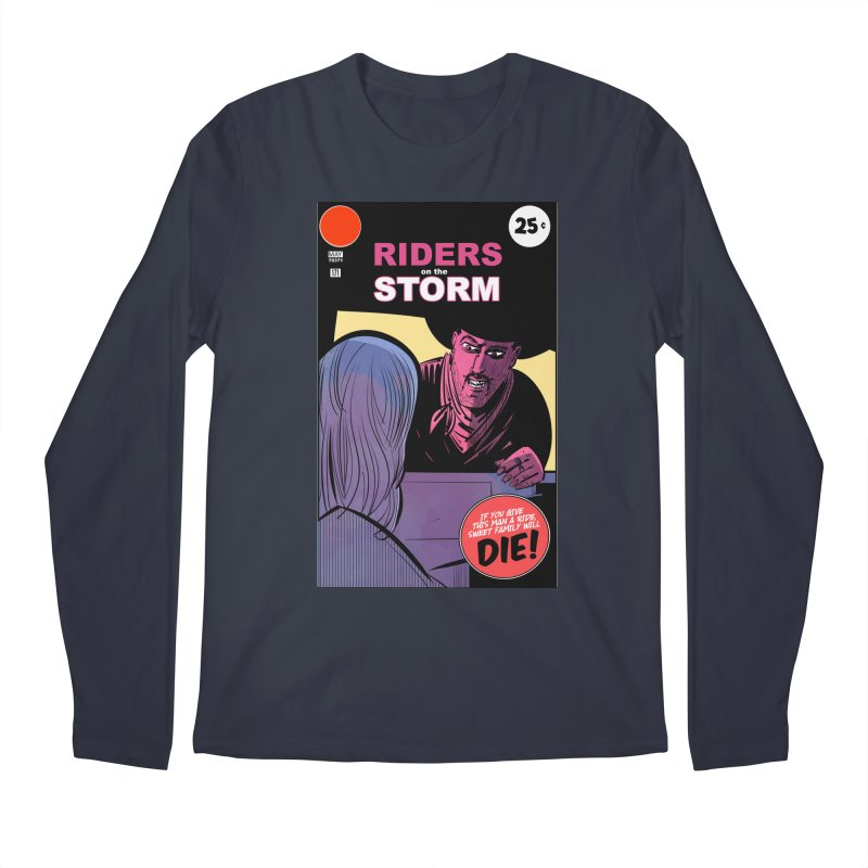 Storm Riders Men's Regular Longsleeve T-Shirt by Krishna Designs