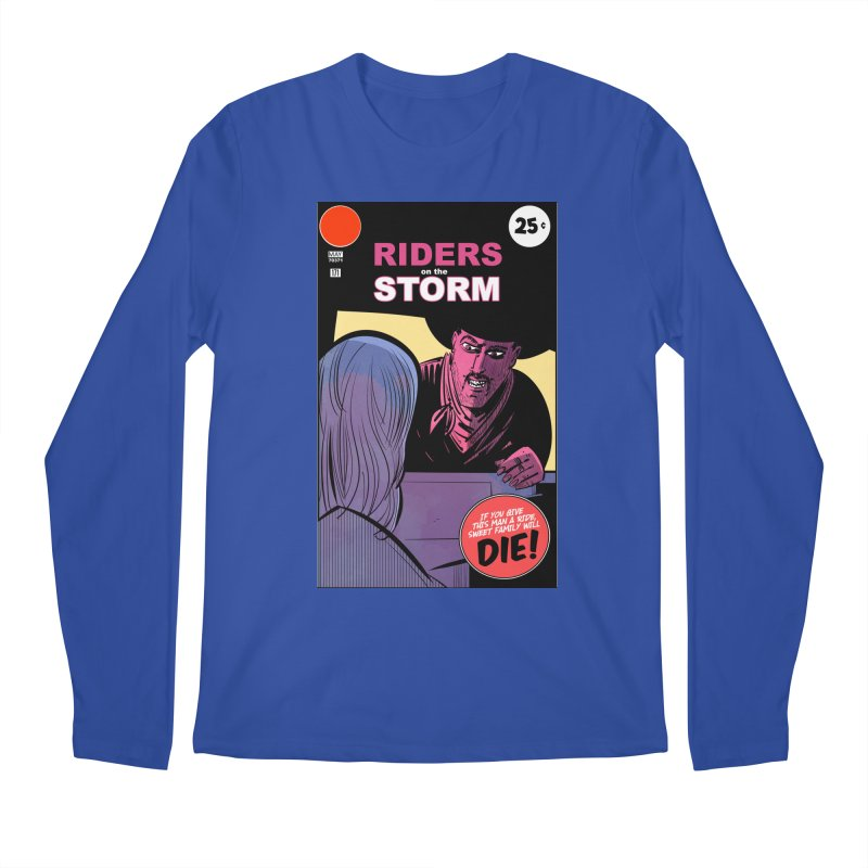 Storm Riders Men's Regular Longsleeve T-Shirt by Krishna Designs