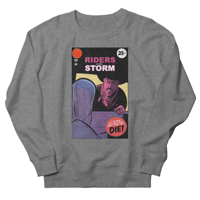 Storm Riders Women's Sweatshirt by Krishna Designs