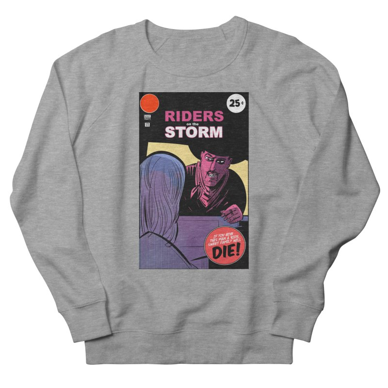 Storm Riders Women's Sweatshirt by Krishna Designs