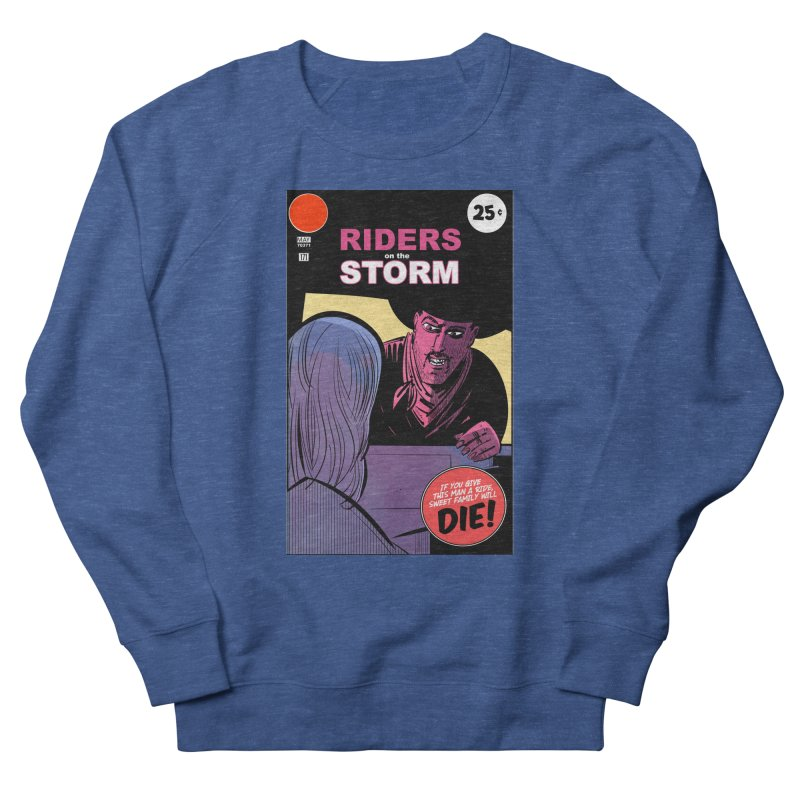 Storm Riders Men's Sweatshirt by Krishna Designs