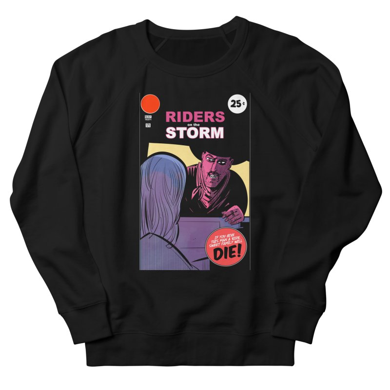 Storm Riders Men's French Terry Sweatshirt by Krishna Designs