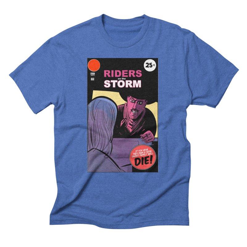 Storm Riders Men's Triblend T-Shirt by Krishna Designs