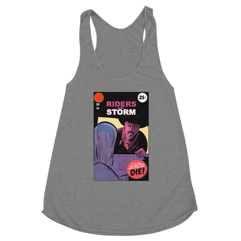 Storm Riders Women's Tank by Krishna Designs