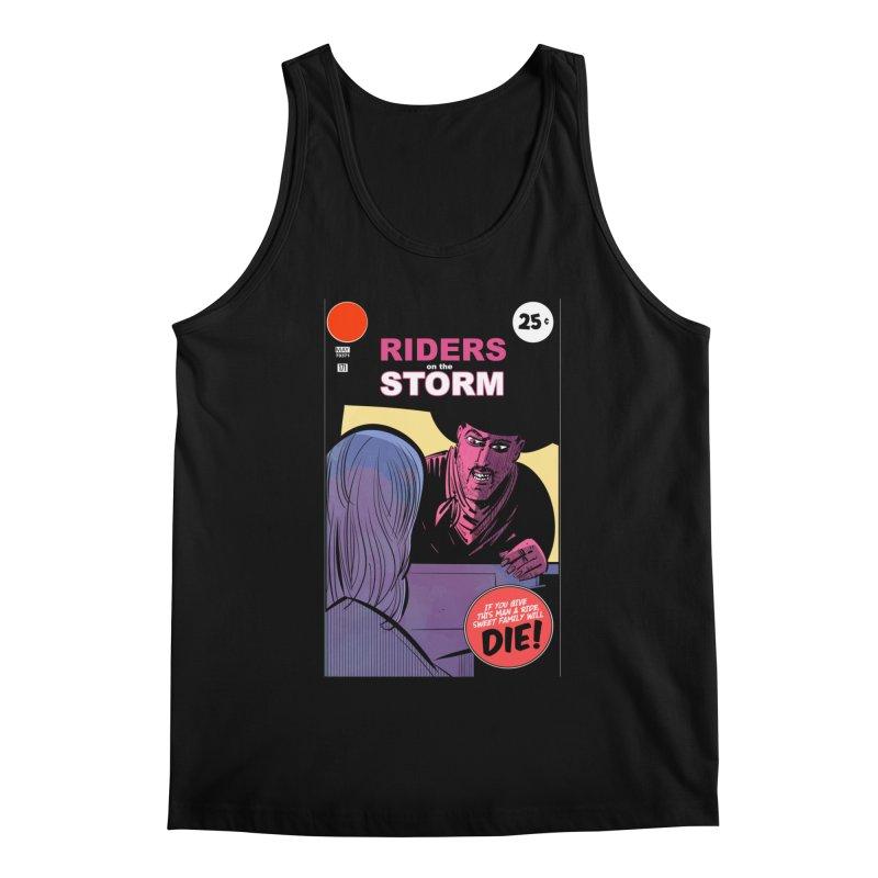 Storm Riders Men's Regular Tank by Krishna Designs