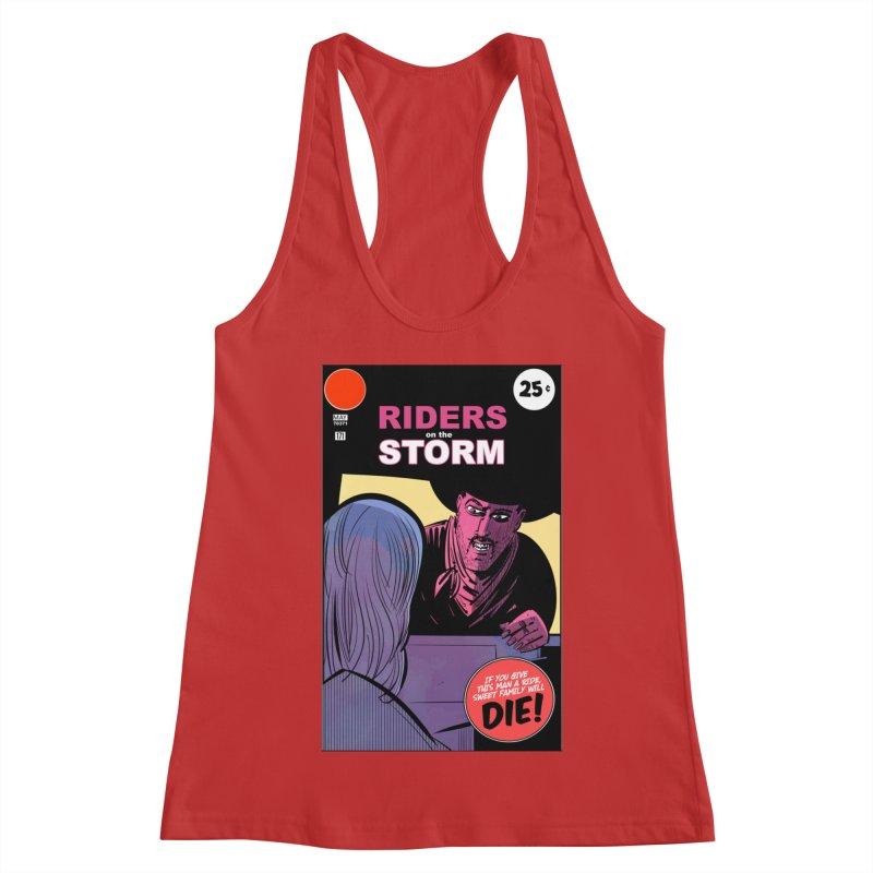 Storm Riders Women's Tank by Krishna Designs