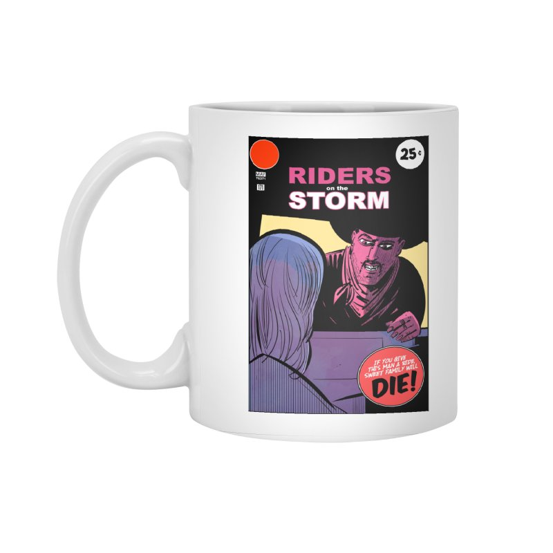 Storm Riders Accessories Mug by Krishna Designs