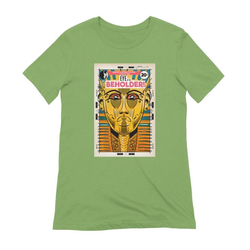 Beholder Women's Extra Soft T-Shirt by Krishna Designs