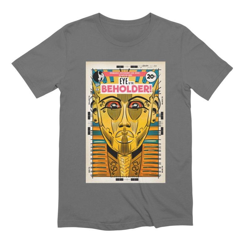 Beholder Men's T-Shirt by Krishna Designs