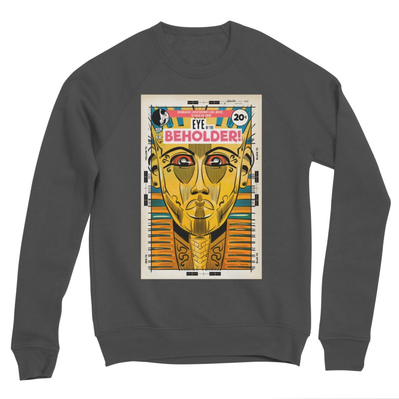 Beholder Women's Sponge Fleece Sweatshirt by Krishna Designs