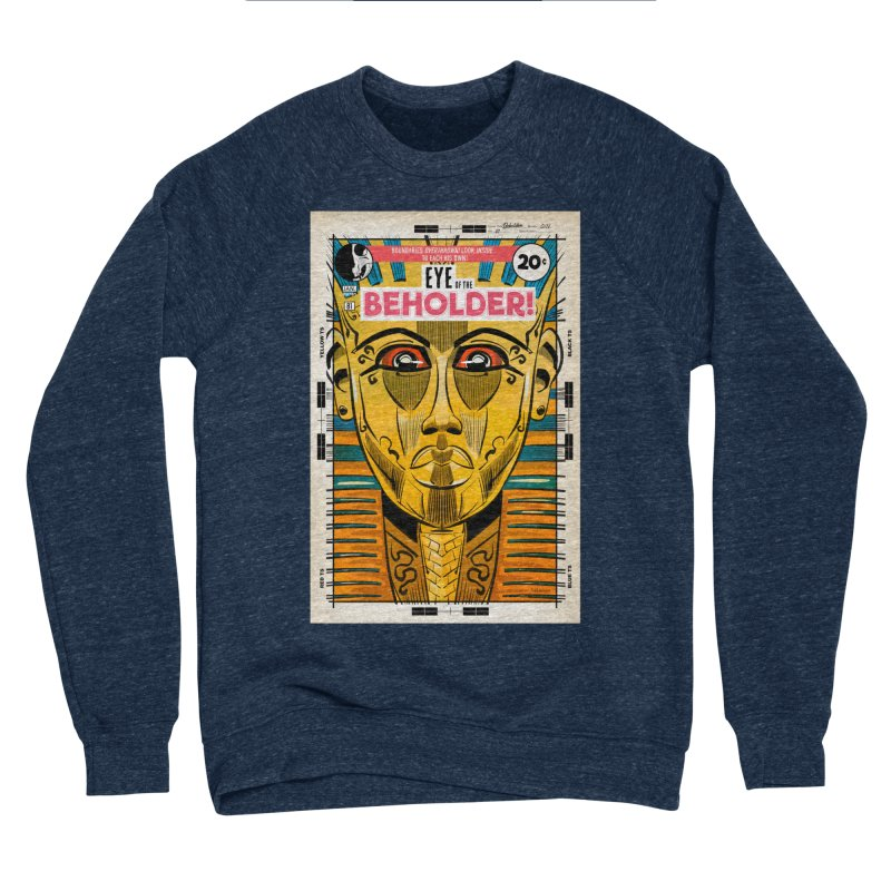 Beholder Women's Sweatshirt by Krishna Designs