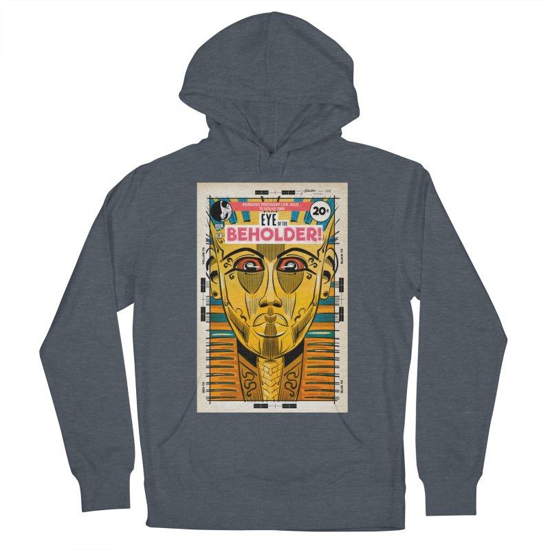 Beholder Men's Pullover Hoody by Krishna Designs
