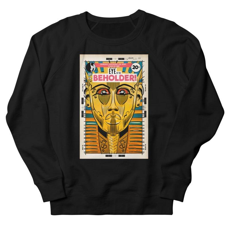 Beholder Women's Sweatshirt by Krishna Designs