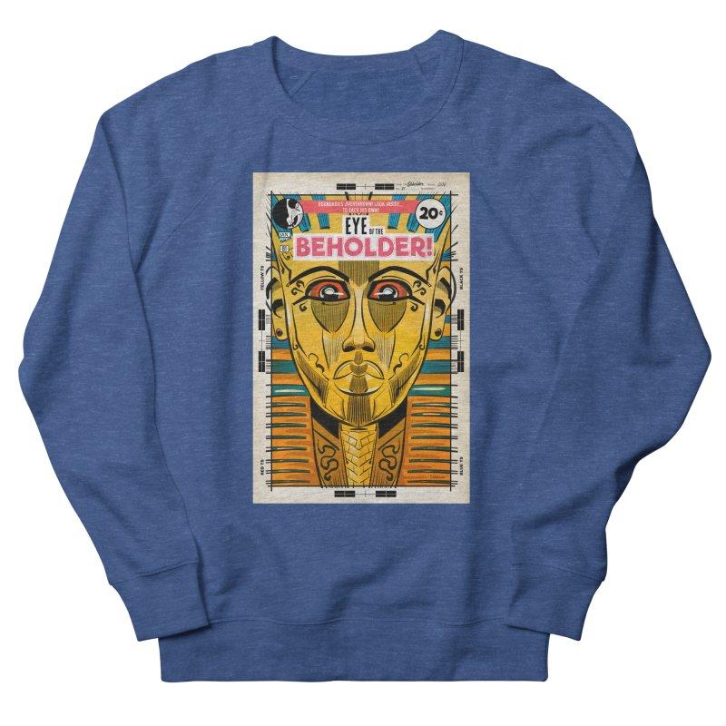 Beholder Men's Sweatshirt by Krishna Designs