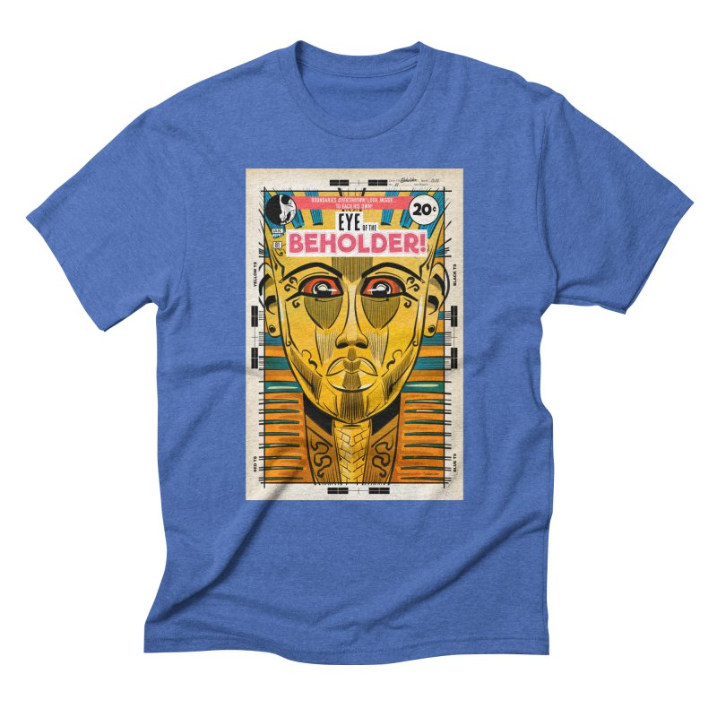 Beholder Men's T-Shirt by Krishna Designs
