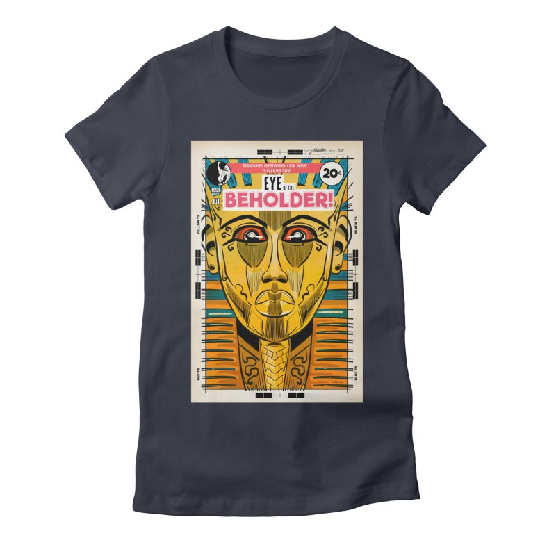 Beholder Women's T-Shirt by Krishna Designs