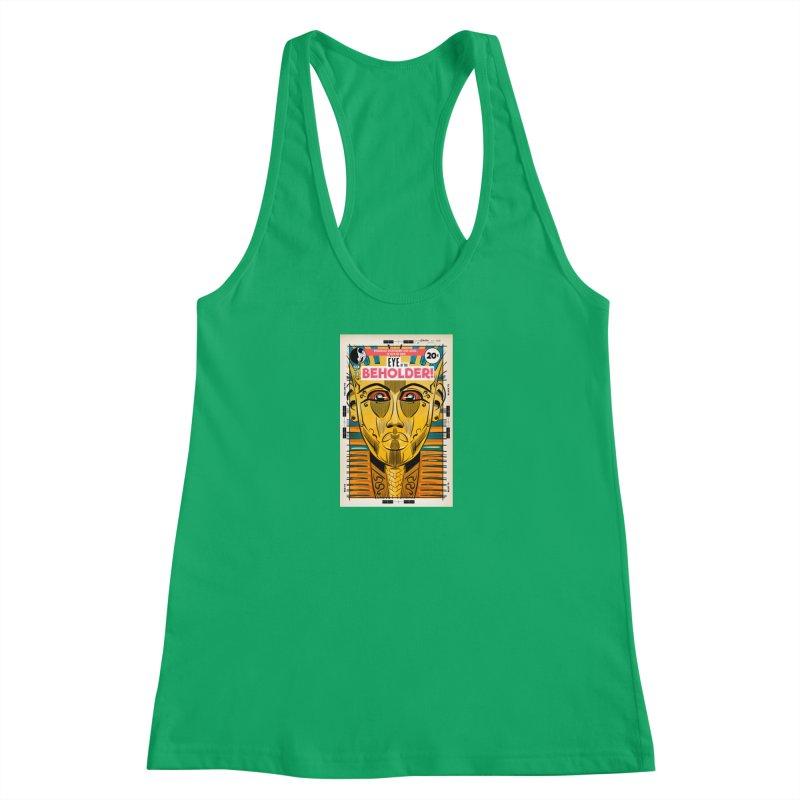 Beholder Women's Tank by Krishna Designs