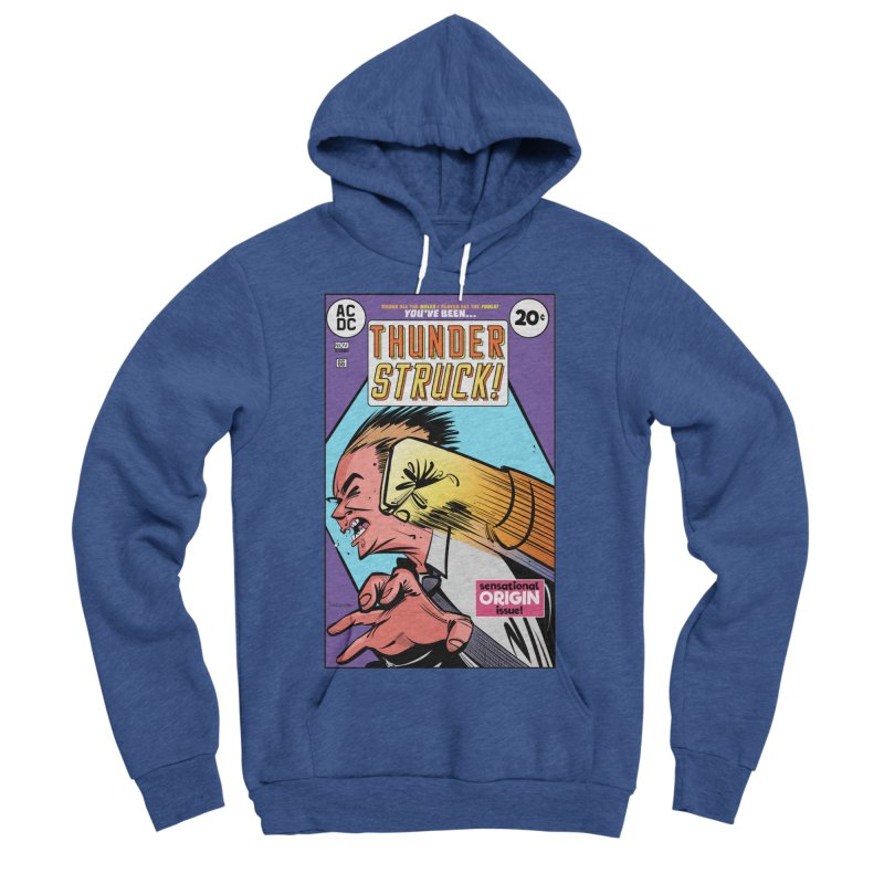 Thunder struck! Women's Pullover Hoody by Krishna Designs