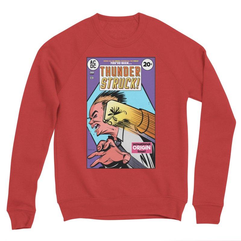 Thunder struck! Women's Sweatshirt by Krishna Designs