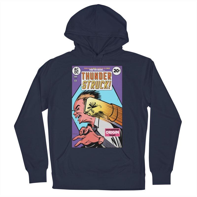 Thunder struck! Men's Pullover Hoody by Krishna Designs