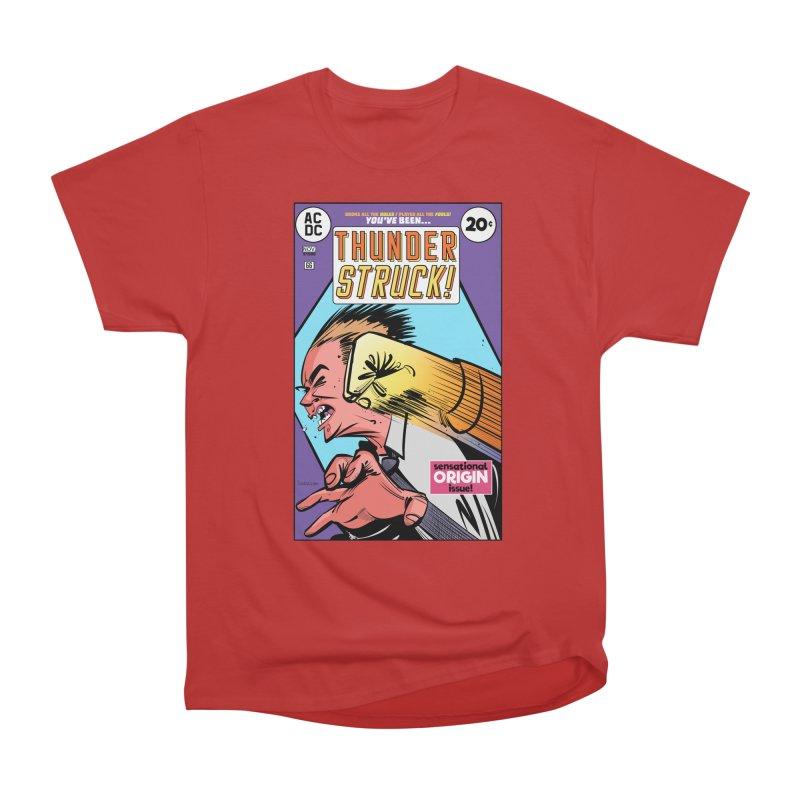 Thunder struck! Women's T-Shirt by Krishna Designs