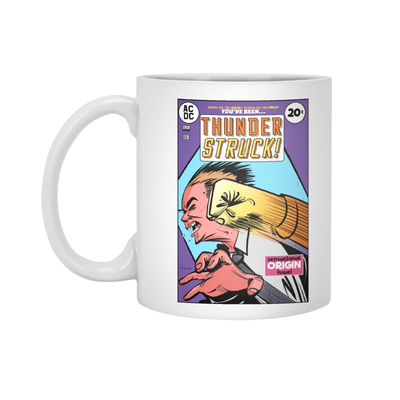 Thunder struck! Accessories Standard Mug by Krishna Designs