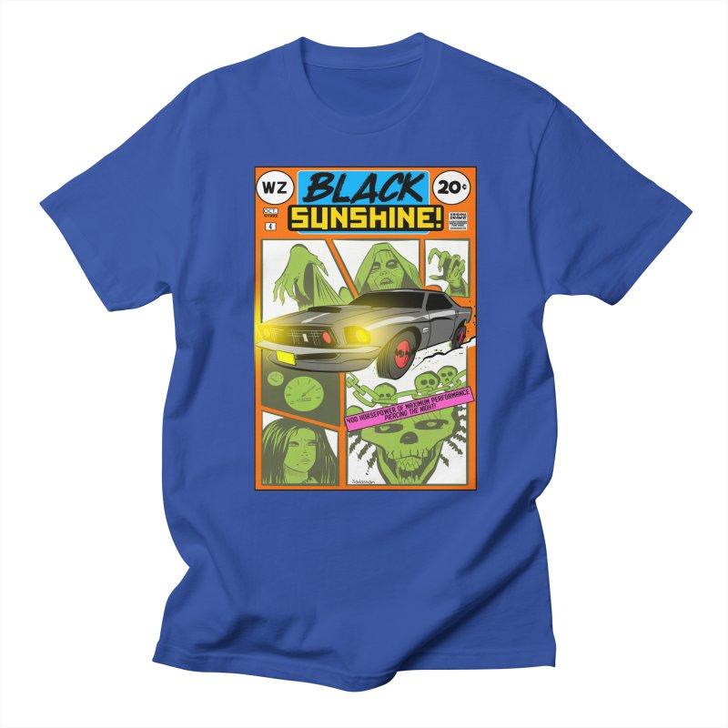 Black Sunshine Women's T-Shirt by Krishna Designs