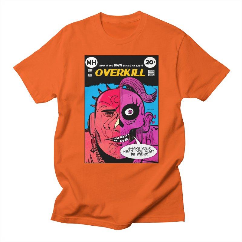 Overkill Women's T-Shirt by Krishna Designs