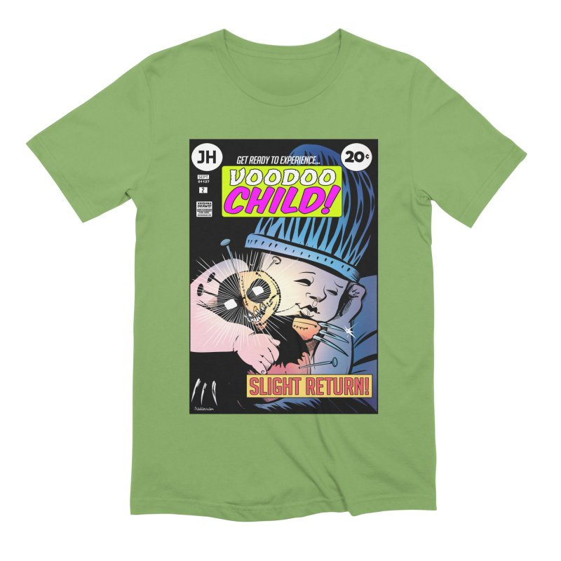 Voodoo Child Men's T-Shirt by Krishna Designs