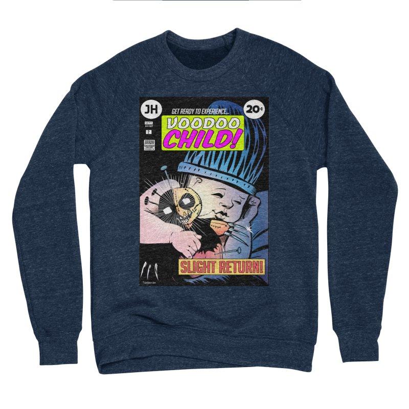 Voodoo Child Men's Sweatshirt by Krishna Designs