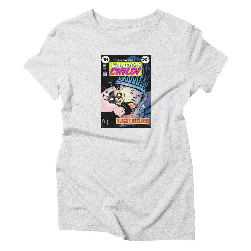 Voodoo Child Women's T-Shirt by Krishna Designs