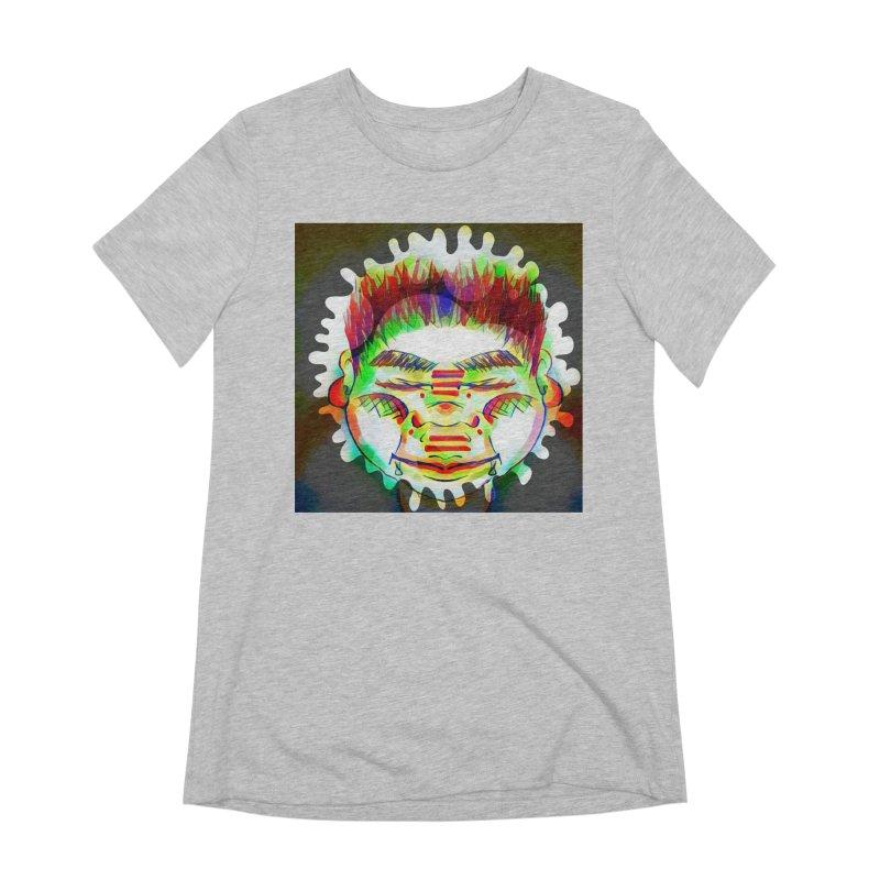 Peace&Color Women's Extra Soft T-Shirt by peacewild's Artist Shop